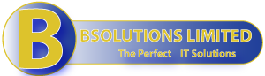 BSOLUTIONS LIMITED LOGO